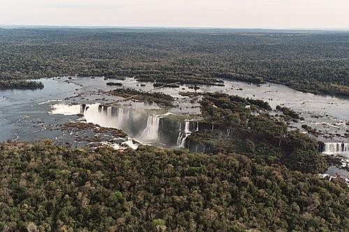 Brésil-Argentine : Les chutes d'Iguazu Iguazu10