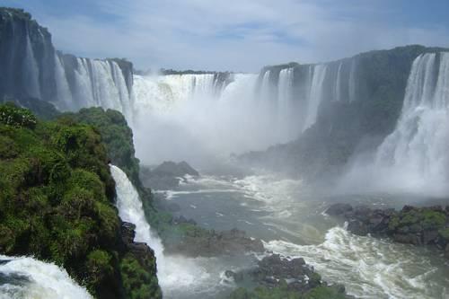 Brésil-Argentine : Les chutes d'Iguazu Iguazu11