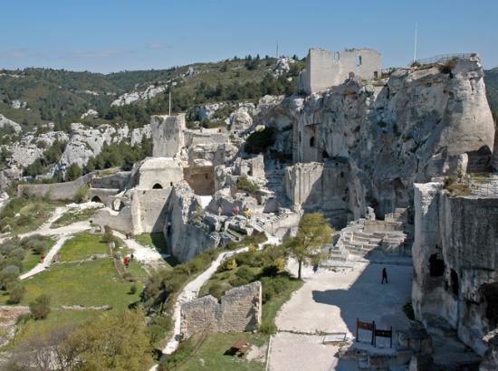 Les Baux de Provence Inddd10