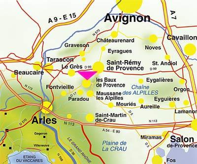 Les Baux de Provence Lesbau10