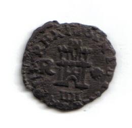 4 Maravedis de Felipe IV (Coruña, 1661 d.C) 4mdis115