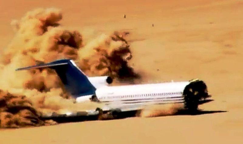 L'extrême en vidéo : comment survivre à un crash en avion ? Par Delphine Bossy 79e48210