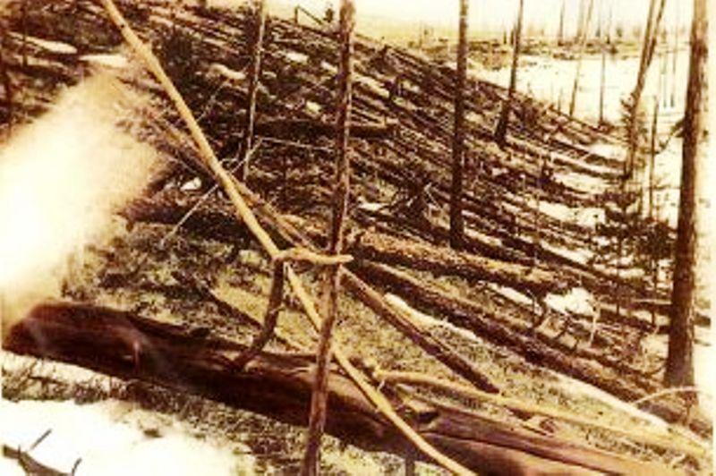 Le mystère de l'explosion de la Toungouska enfin percé ? Par Delphine Bossy A5707c10