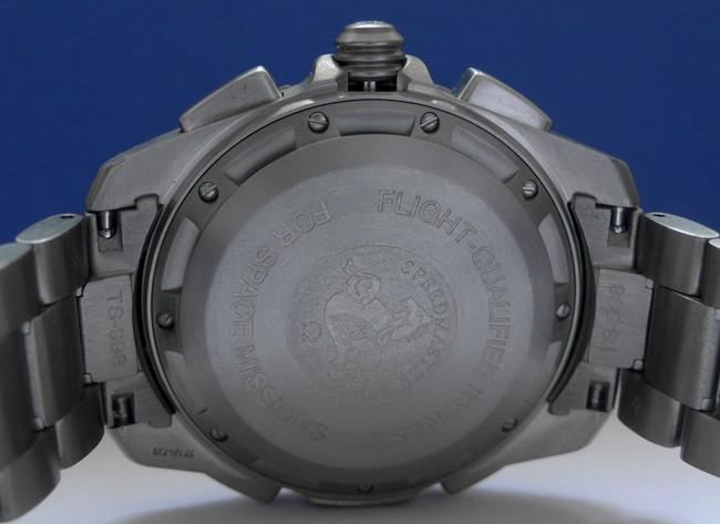 La Speedmaster X-33 X33-0014