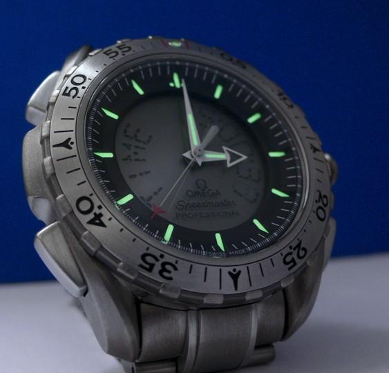 La Speedmaster X-33 X33-0015