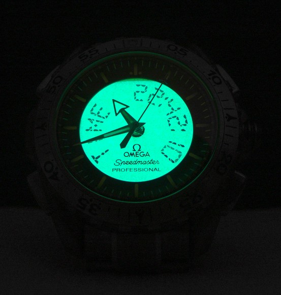 La Speedmaster X-33 X33-0017