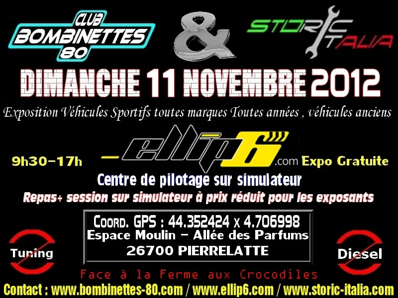 Rassemblement + simulateur Rallye,F1 le 11/11/12 Dep26 Rasso_10