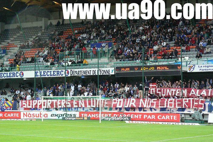 L1 / J.5 : Auxerre - Nancy 8ada8610