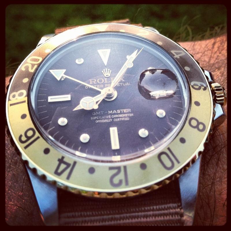 """Vends Rolex GMT 1675/3 """"chocolate"""" de 1970 Img_5312"""