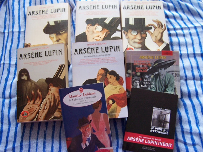 Ma collection Arsène Lupin 100_1610