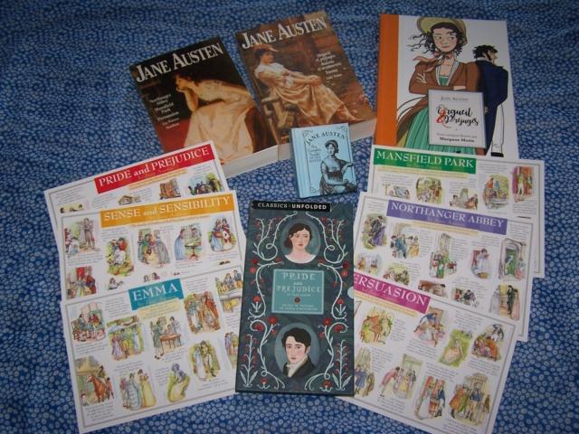 Ma (petite) collection Jane Austen 100_1712