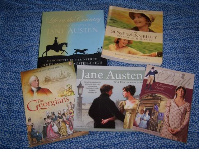 Ma (petite) collection Jane Austen 100_1713