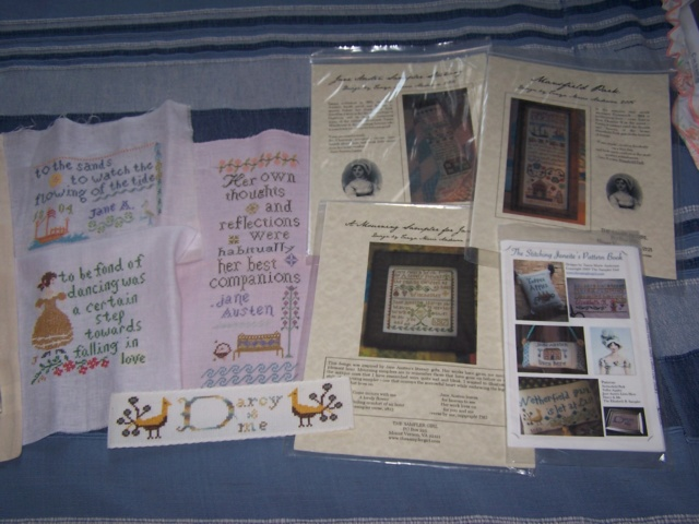 Ma (petite) collection Jane Austen 100_1718