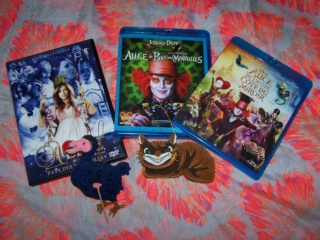 Ma collection Alice in wonderland 100_2013