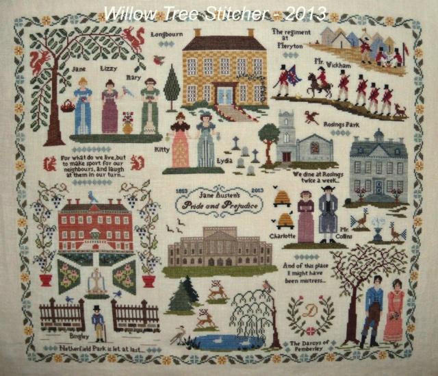 Ma (petite) collection Jane Austen Comple10