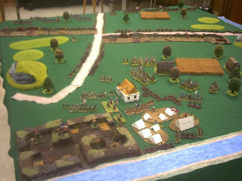 Fort Donelson Acte I 13 Février 1862 Pict0211