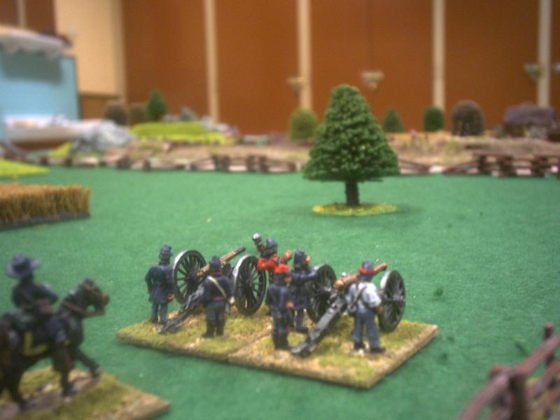 Fort Donelson Acte I 13 Février 1862 Pict0227