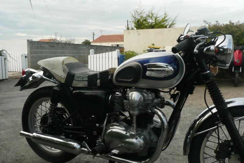 KAWA W 650 Selle_10