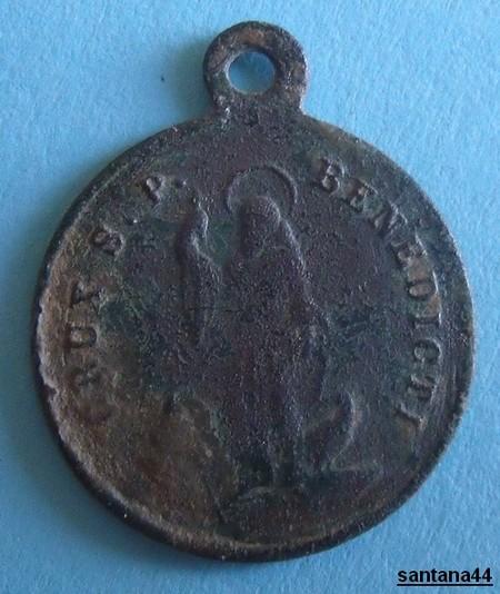 St-Benoît au corbeau - XIXème Dscf2818