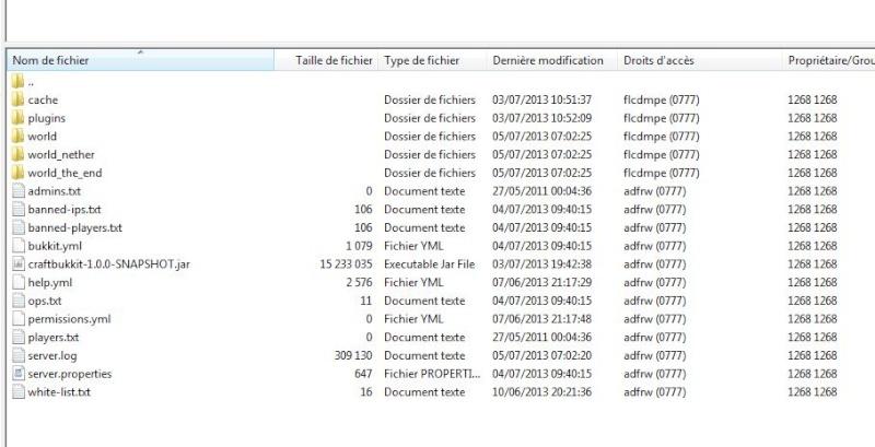 CraftBukkit 1.61 sortie Minecr10