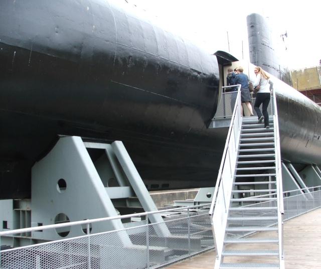 [Les Musées en rapport avec la Marine] Sous-Marin  Flore Varo10