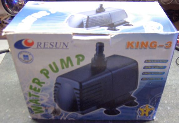 pompe RESUN pour écumeur Pomper11
