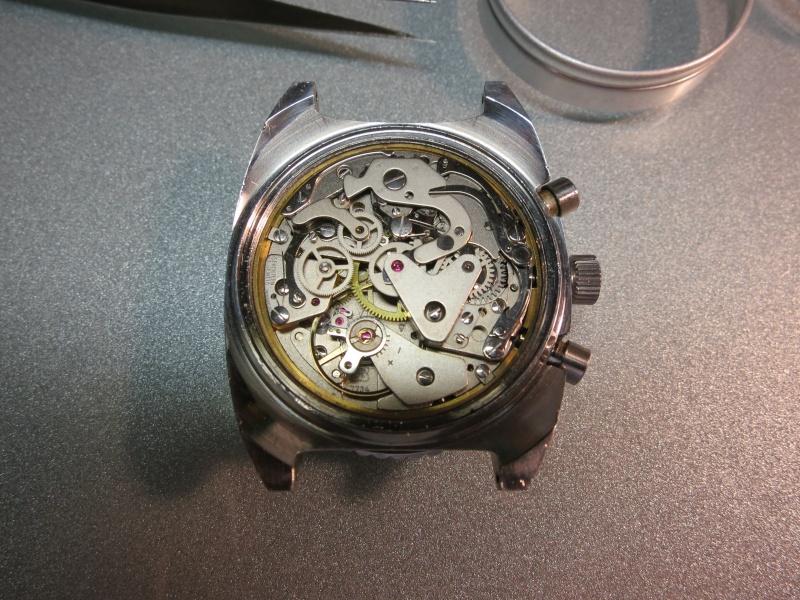 [REVUE] YEMA Chrono Sous Marine - boitier Jumbo 1510