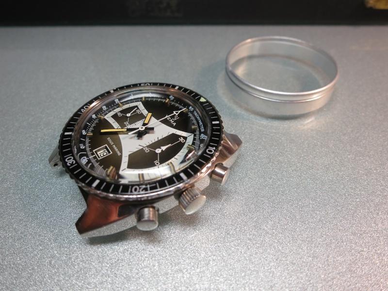 [REVUE] YEMA Chrono Sous Marine - boitier Jumbo 1710