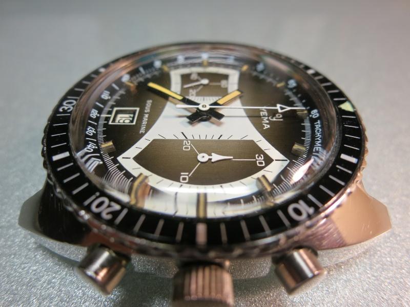 [REVUE] YEMA Chrono Sous Marine - boitier Jumbo 1810