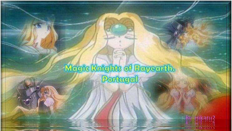 Magic Knights of Rayearth