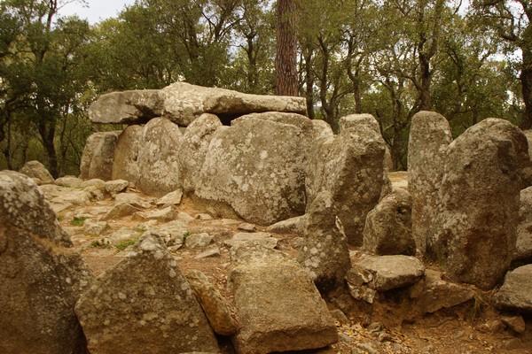 dolmen de la cova d'en Daina Dolmen13