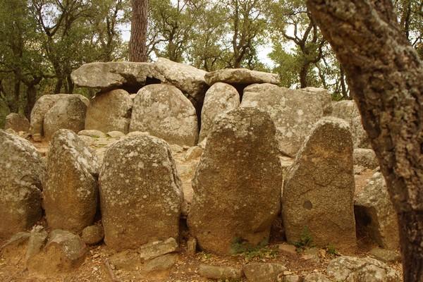 dolmen de la cova d'en Daina Dolmen14