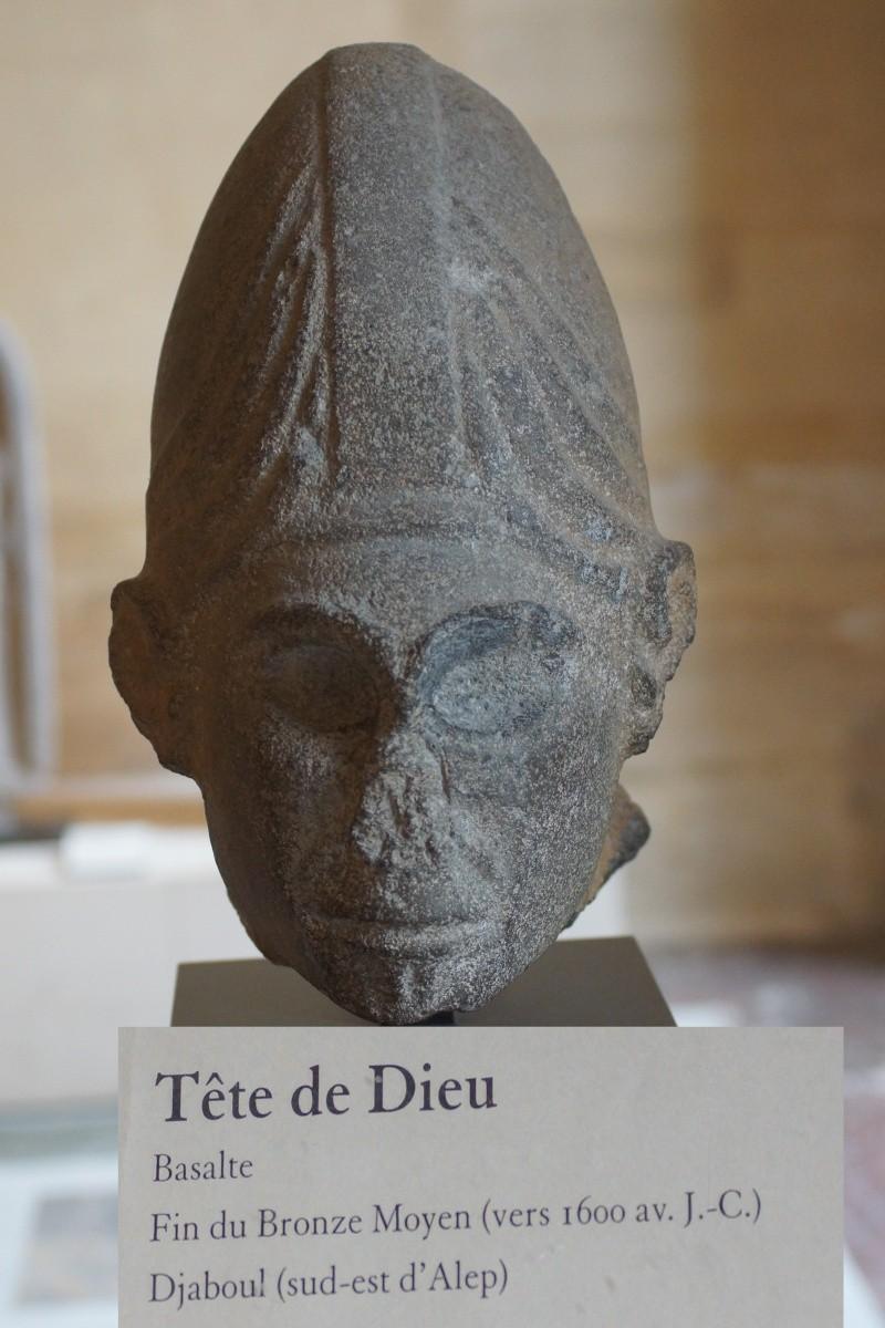 Statue ou reproduction de statue musée du Louvre Tate_d10