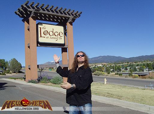 HELLISH ROCK se encerra nos EUA com sucesso! 20081010