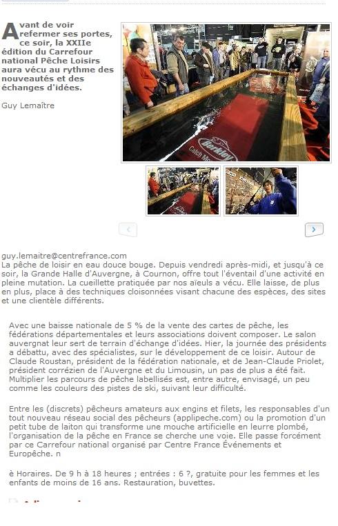 Salon de la pêche...Cournon 2011 141