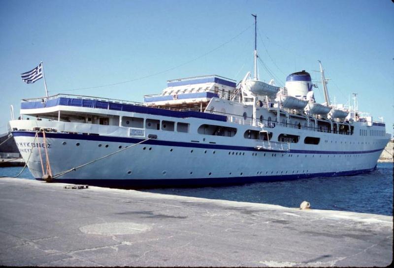 'San Marco' - Adriatica - 1956 Nave_c15