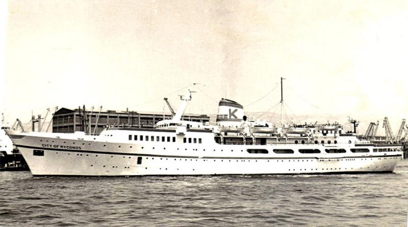 'San Marco' - Adriatica - 1956 Nave_s17