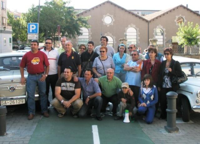 Visita cultura en Santiz (Salamanca). 28-09-2008 Xxp92816