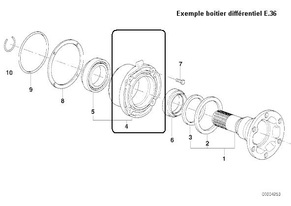 [ BMW E46 320D an 2005 ] bruit au niveau des roues (résolu) - Page 2 7_diff10