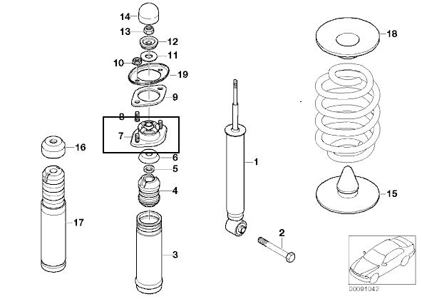 [ BMW E46 330d an 2000 ] Remplacement silent bloc pont arrière (résolu) - Page 2 E46pce10
