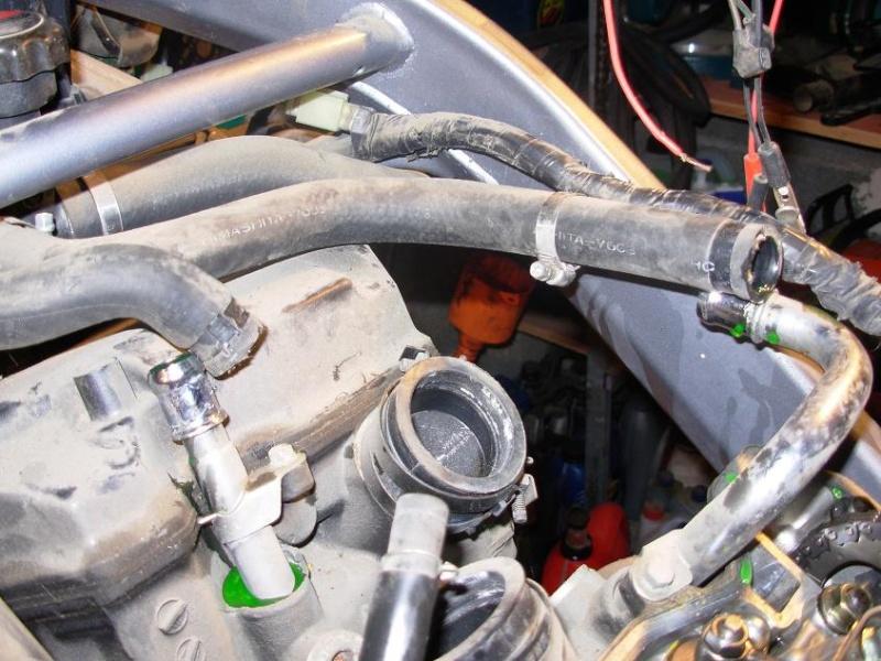 XLV 600 PD06: Refroidissement / Joint de culasse suspecté Thermo11