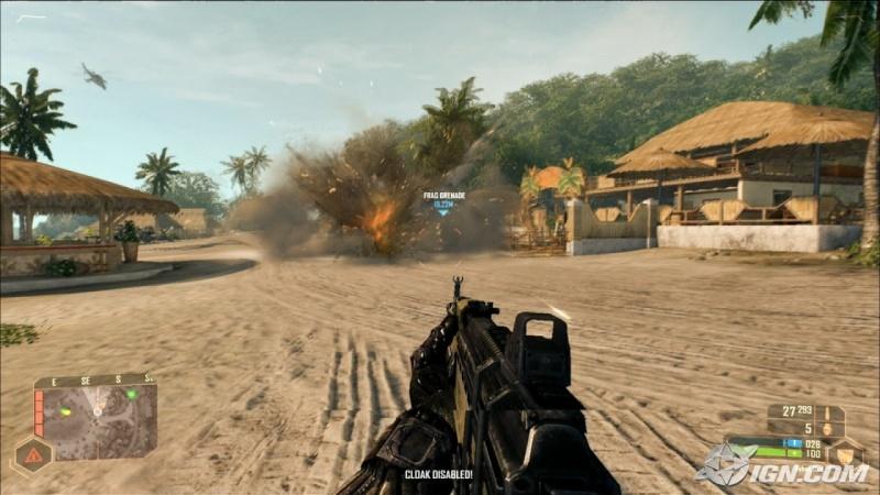 Crysis Warhead - INGLES Crysis10