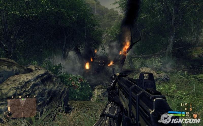 Crysis Warhead - INGLES Crysis15