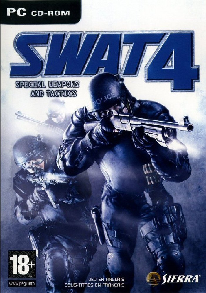 Swat 4 Special Weapons and Tactics [Full ISO 2 Cd's][English] Front010