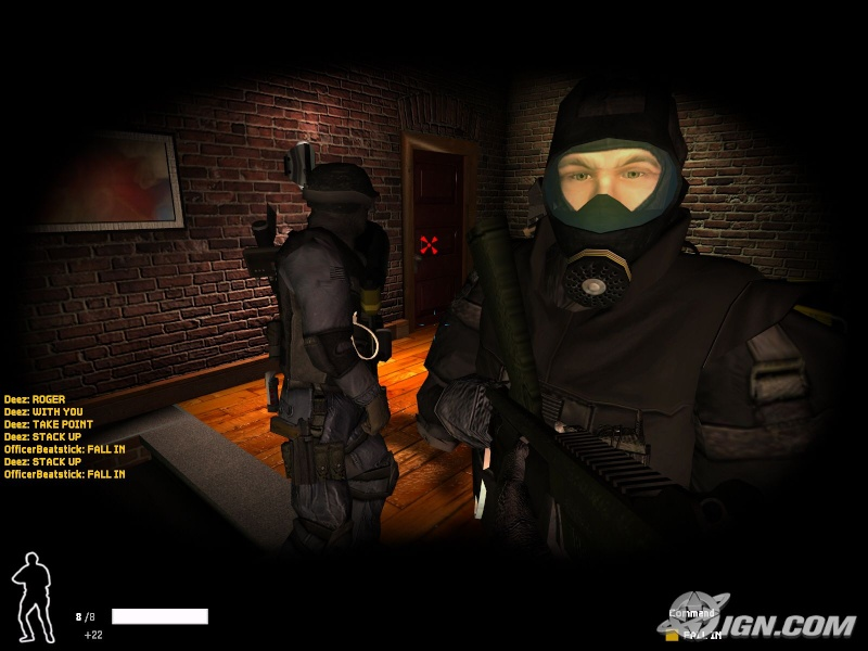 Swat 4 Special Weapons and Tactics [Full ISO 2 Cd's][English] Swat-410