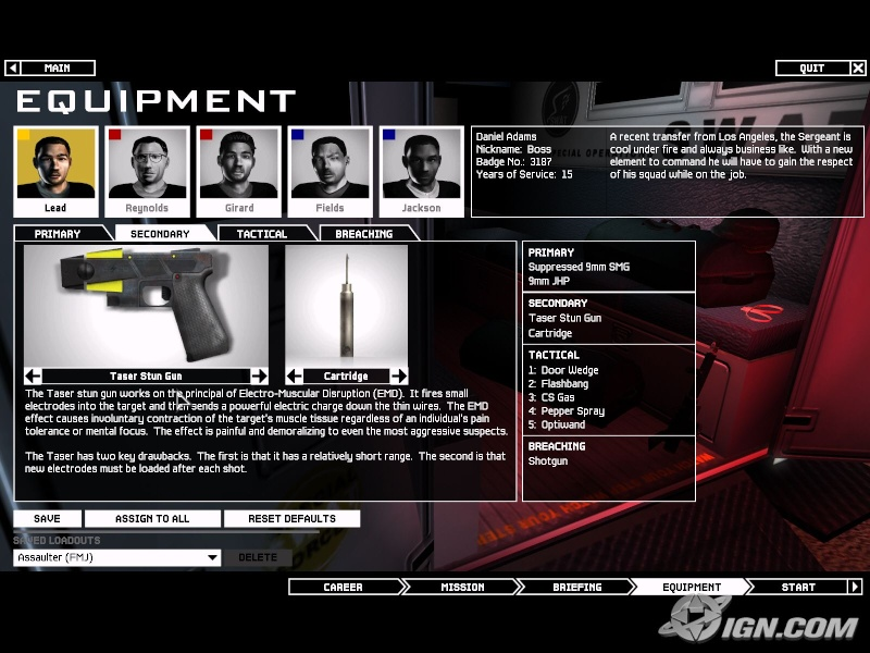 Swat 4 Special Weapons and Tactics [Full ISO 2 Cd's][English] Swat-412