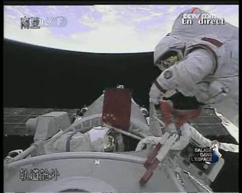 [Shenzhou 7] Sortie dans l'espace - Page 2 Vlcsna15