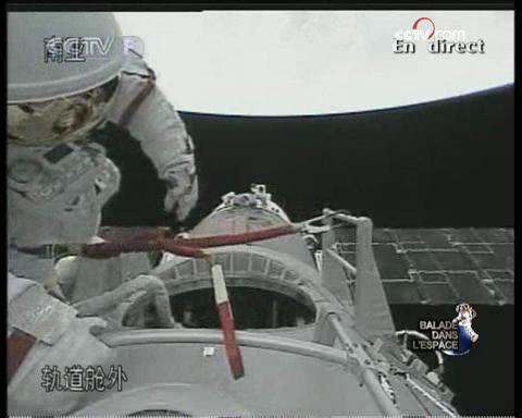 [Shenzhou 7] Sortie dans l'espace - Page 2 Vlcsna17