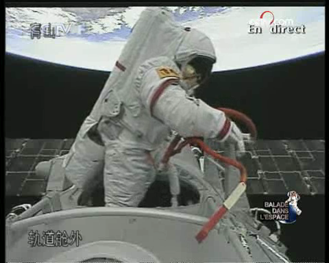 [Shenzhou 7] Sortie dans l'espace - Page 3 Vlcsna19