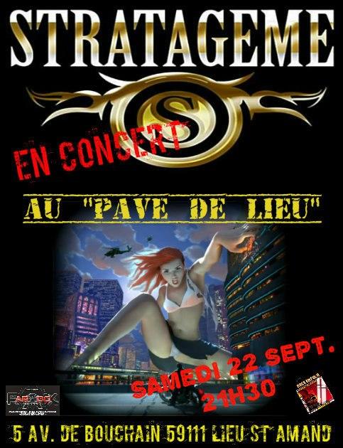STRATAGEME Strata10